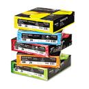 Neenah Paper WAU22999 Color Paper - Five-Color Mixed Reams, 24lb, 8 1/2 X 11, 5 Colors, 2500 Sheets