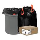 Webster WBI1DTL150 Heavy-Duty Bags, 33gal, 1.2mil, 38 X 33 1/2, Black, 150/box