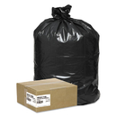 WEBSTER INDUSTRIES WBIWEB1CTR50 Super Value Pack Contractor Bags, 42gal, 2.5 Mil, 33 X 48, 50/carton