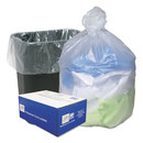 WEBSTER INDUSTRIES WBIWHD2431 High Density Can Liners, 16gal, .315mil, 24 X 33, Natural, 200/carton