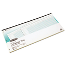 ACCO BRANDS WLJG7225A Accounting Pad, 25 Six-Unit Columns, 11 X 24 1/4, 50-Sheet Pad