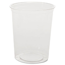 WNA WNAAPCTR32 Deli Containers, Clear, 32oz, 50/pack, 10 Pack/carton