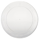 WNA WNADWP9180 Designerware Plastic Plates, 9 Inches, Clear, Round