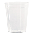 WNA WNAP20 Comet Plastic Portion/shot Glass, 2 Oz., Clear, 50/pack