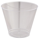 Wna WNAT9S Comet Smooth Wall Tumblers, 9oz, Clear, Squat, 25/pack, 20 Packs/carton