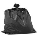Warp's WRPHB3360 Heavyweight Contractor Bags, 33 X 40, 33gal, 2.50mil, Black, 60/box