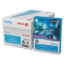 Xerox XER3R06296 Vitality 30% Recycled Multipurpose Printer Paper, 8 1/2 X 11, White, 500 Sheets