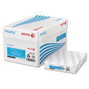 Xerox XER3R06297 Vitality 30% Recycled Multipurpose 3-Hole Paper, 8 1/2 X 11, White, 500 Sheets