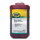 Zep Professional ZPER04860 Cherry Industrial Hand Cleaner with Abrasive, Cherry, 1 gal Bottle, 4/Carton