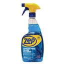 Zep Commercial ZPEZU112032CT Streak-Free Glass Cleaner, Pleasant Scent, 32 oz Spray Bottle, 12/Carton
