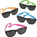 U.S. Toy 1042 Neon Rubber Sunglasses