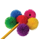 U.S. Toy 1405 Hedge Ball Pencil Tops