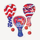 U.S. Toy 1408 Patriotic Paddle Balls