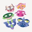 U.S. Toy 1430 Dinosaur Foam Masks