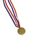 US TOY 1432 Winner Medal Necklaces