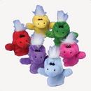 U.S. Toy 1460 Dinosaur Finger Puppets