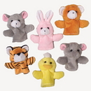 U.S. Toy 1510 Animal Finger Puppets