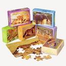 US TOY 1598 Wild Animal Jigsaw Puzzles