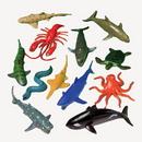 U.S. Toy 1605 3-inch Sea Animals