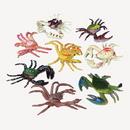 U.S. Toy 1621 Plastic Toy Crabs