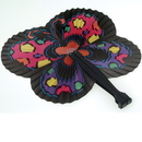 US TOY 2337 Butterfly Folding Fans