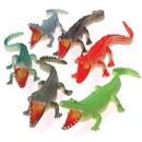 U.S. Toy 2381 Toy Crocodiles / 6 in.