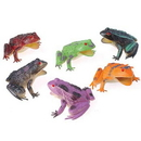 U.S. Toy 2389 Toy Frogs / 3 in.
