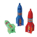 U.S. Toy 2448 Rocket Ship Kaleidoscopes