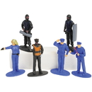 US TOY 2454 Police Figures