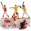 US TOY 2462 Baseball Toy Figures