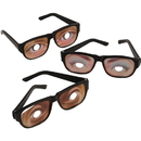 U.S. Toy 2530 Funny Eyes Disguise Glasses