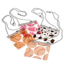 U.S. Toy 4217 Sports Purse Necklaces