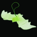 US TOY 4356 Glow In the Dark Hanging Bats