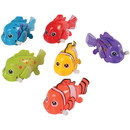 US TOY 4475 Tropical Fish Wind-Ups, 4-pc