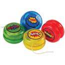 US TOY 4491 Superhero Mini Yo-Yos