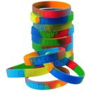 U.S. Toy 4501 Rainbow Toy Bracelets