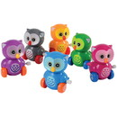 US TOY 4523 Wind Up Owls