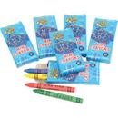 U.S. Toy 4534 Crayon Favors / 6-pc