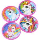U.S. Toy 4561 Unicorn Pill Puzzles / 6-pcs