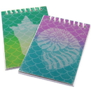 U.S. Toy 4616 Mermaid Scale Notebooks