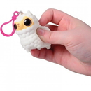 U.S. Toy 4637 Squishy Llama w/ Glitter Eyes