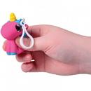 U.S. Toy 4638 Squishy Unicorn w/ Glitter Eyes