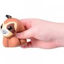 U.S. Toy 4641 Squishy Sloth w/ Glitter Eyes