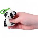 U.S. Toy 4642 Squishy Panda w/ Glitter Eyes