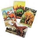 U.S. Toy 4654 Dino Notebooks/8-Pc