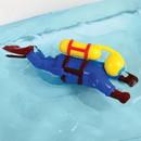 U.S. Toy 4696 Bath Time Wind Up Diver