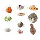 U.S. Toy 5045 Assorted Animal Noses