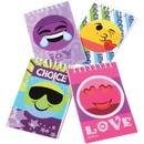 U.S. Toy 7738 Smiley Face Notepads