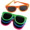 U.S. Toy 7851 Neon Fashion Sunglasses