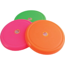 US TOY 7869 Flying Discs, 10 in.